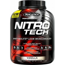 Протеин MuscleTech Nitro-Tech Performance 1800 g
