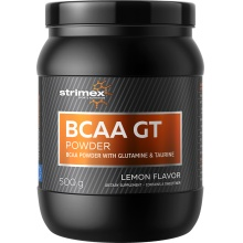 БЦАА Strimex BCAA GT Powder 500 гр
