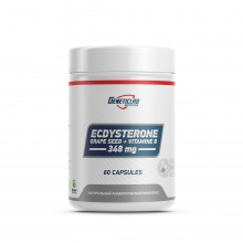 Тестобустер Geneticlab Nutrition Ecdysterone 60 кап