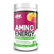 Аминокислота Optimum Nutrition Amino  Naturally Flavored  25 порций