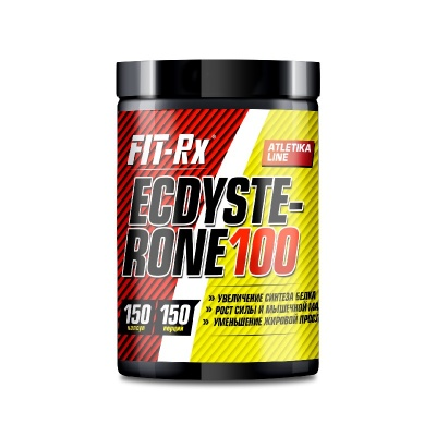 Тестобустер FIT-RX Ecdysterone 100 150 капс