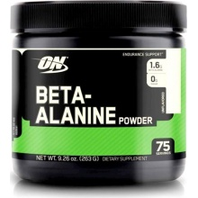 Аминокислоты Optimum Nutrition Beta-alanine powder 75 порц. 263 гр