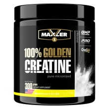 Креатин Maxler  Golden Micronized Creatine 300 гр