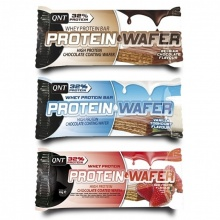Вафли QNT Protein Wafer Bar 35гр