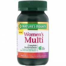 Витамины Nature's Bounty Women's Multi 100 таблеток