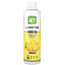 Л-Карнитин 4ME Nutrition L-carnitine 3000 mg 500 мл
