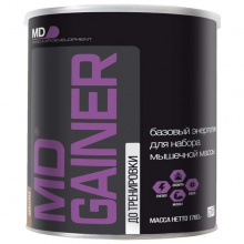 Гейнер Muscular Development Gainer 1760 гр