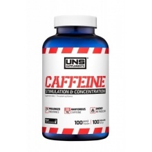 Энергетик UNS Supplements Caffeine 100 cap