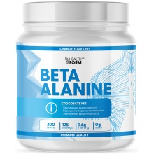 Аминокислота Health Form Beta Alanine  200 гр